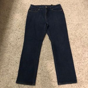 Chico's So Slimming Slim Jeans size 1.5R
